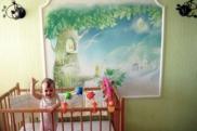 Фотошпалери в дитячій кімнаті